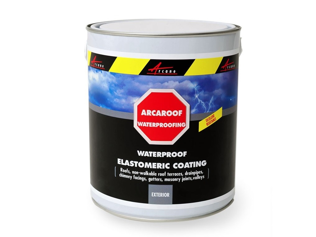 Liquid Roof Membrane Arcaroof Arcane Industries