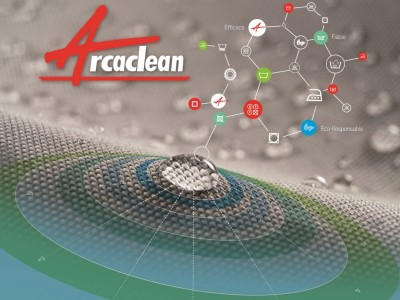 dry cleaning machine ARCACLEAN