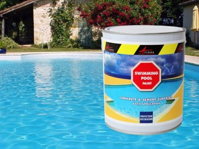 swimming pool paint for concrete