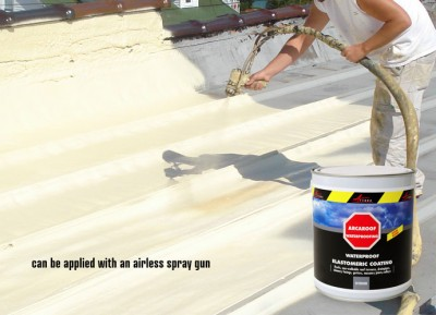 professionnal waterproof paint