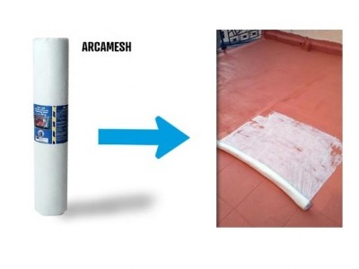 reinforcing fabric for waterproofing product