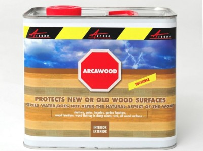 water repellent for wood arcawood