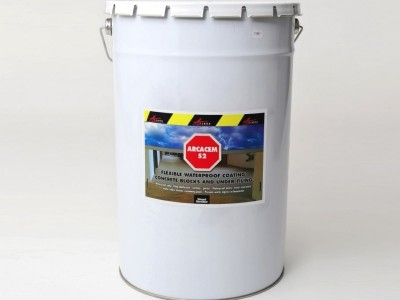 Sealing for concrete slabs